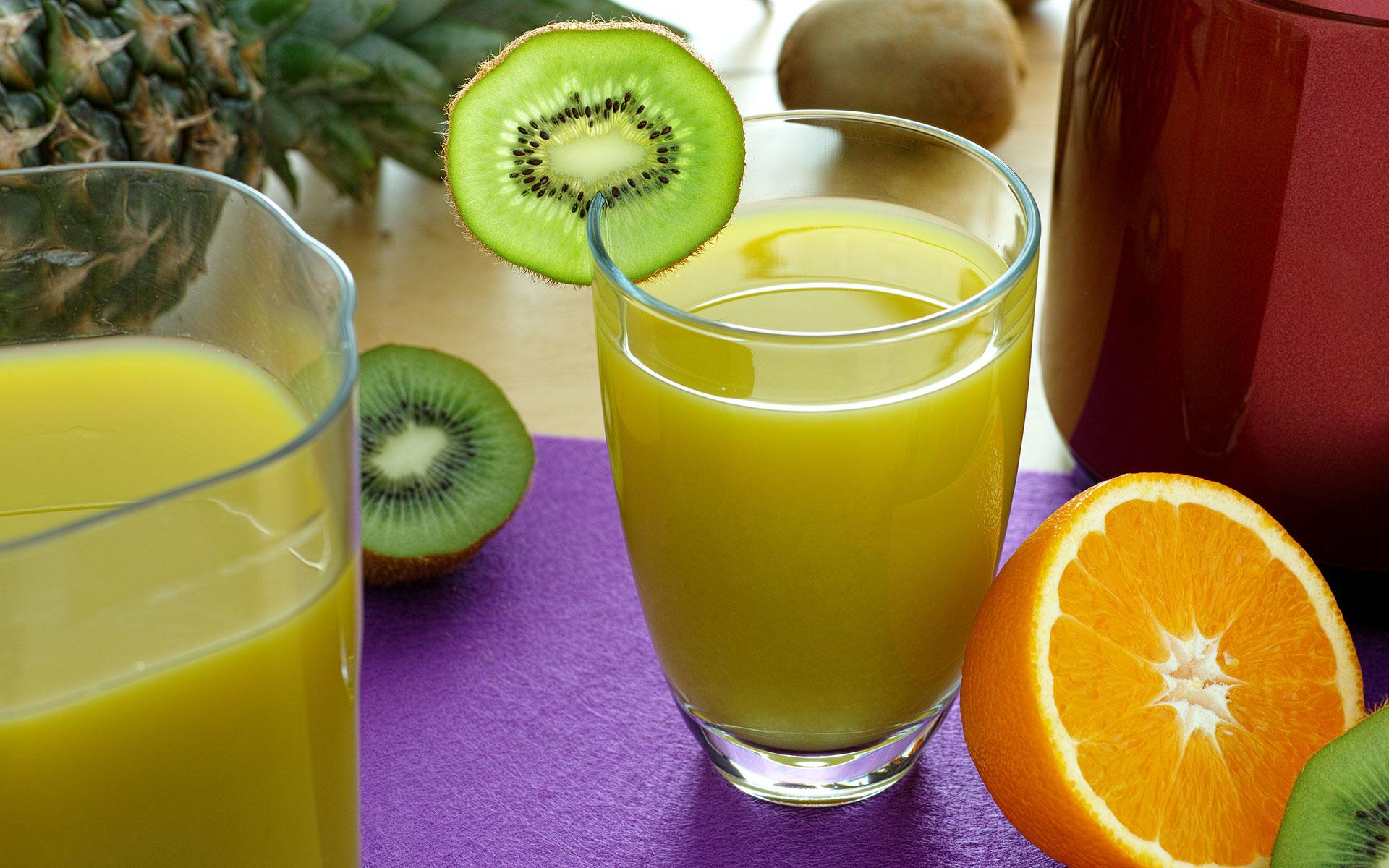 Sok ananas – pomarańcza – kiwi Welmax